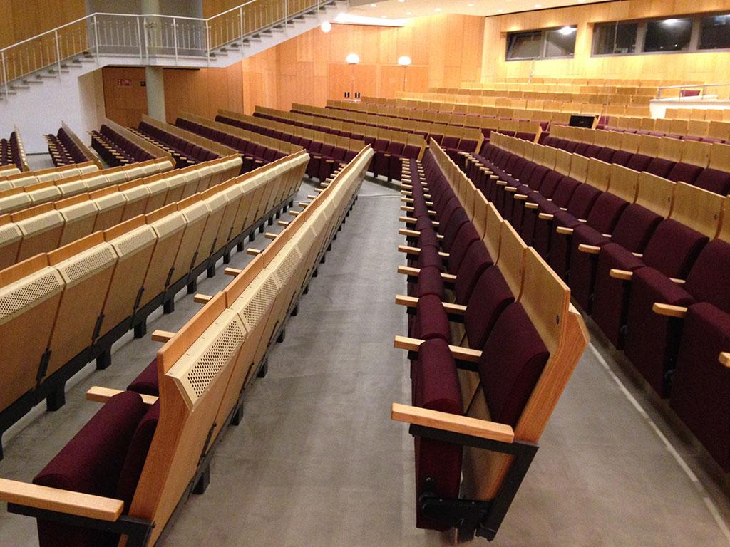 Sharoun Theater Wolfsburg